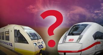 Deutsche Bahn и Украина: может ли немецкая компания спасти Укрзализныцю