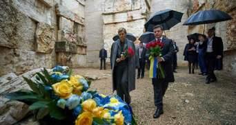 Зеленский с женой таки посетил мемориал жертвам Холокоста в Иерусалиме: фото