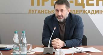 Руководство Луганщины просит о заглушках для российского телевидения