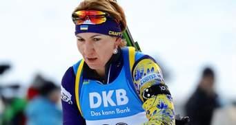 Зіркова українська біатлоністка заявила про проблеми з серцем