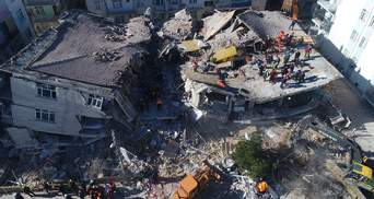 Внаслідок землетрусу в Туреччині українці не постраждали