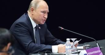 Чого Путін хоче від України: думка Сенцова