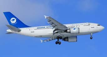 В Афганистане разбился неизвестный самолет, на борту которого могли быть 83 человека