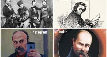 LinkedIn, Facebook, Instagram, Tinder: українські музеї долучилися до кумедного флешмобу