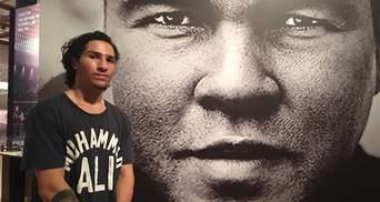 Внук Мохаммеда Алі хоче провести дебютний бій в Чечні