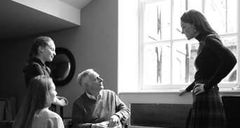 Кейт Миддлтон провела тайную встречу с людьми, которые выжили во время Холокоста: фото