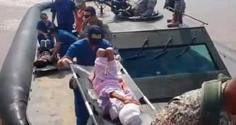 34 дня поисков: в Амазонских лесах нашли живыми пропавших женщину и 3 ее детей – фото