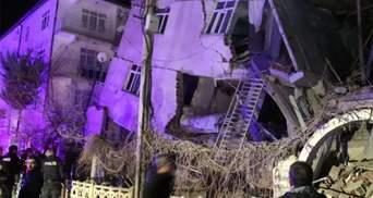 Туреччину знову сколихнув землетрус