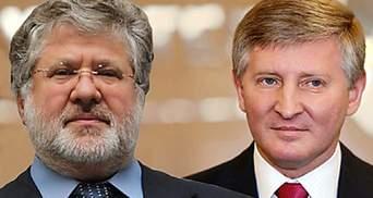 Битва олігархів: Коломойський відсудив у Ахметова і Новинського понад 1,3 мільярда гривень