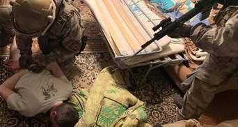 В Каменском КОРД провел эффектное задержание группы разбойников: видео