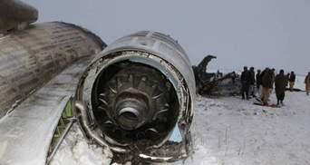 Авиакатастрофа в Афганистане: чиновники назвали причину падения самолета