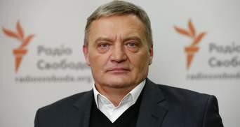 Юрий Грымчак вышел на свободу из СИЗО