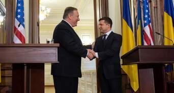Україна закупить у США нове озброєння, – Зеленський