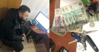 СБУ затримала прикордонника, який втік зі служби і 5 років ховався у Росії: фото