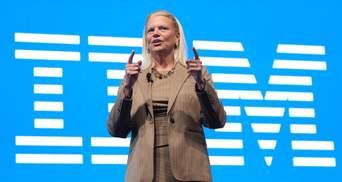 IBM: що відбулося з компанією за керівництва Вірджинії Рометті