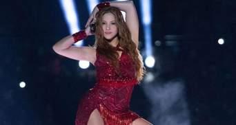 Шакіра викликала хвилю обговорення виступом на Супербоул-2020: жест співачки став мемом