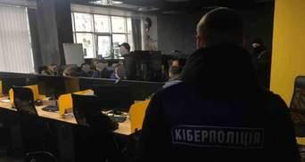 Мільйон доларів заробітку щомісяця: поліція викрила міжнародне онлайн-казино