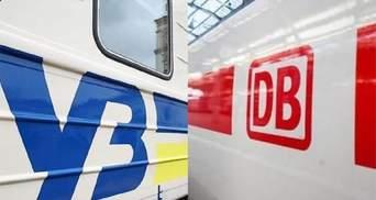 Укрзализныця будет сотрудничать с Deutsche Bahn: стороны подписали меморандум