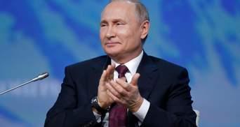 ЕС жестко раскритиковал идею Путина переписать Конституцию