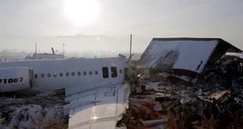 Украинцы, которые пострадали в авиакатастрофе возле Алматы, уже дома