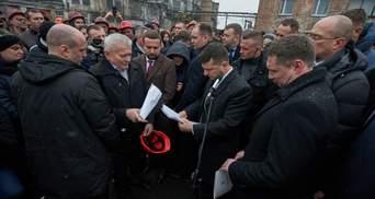 Зеленский на Львовщине пообщался с шахтерами: что он им пообещал