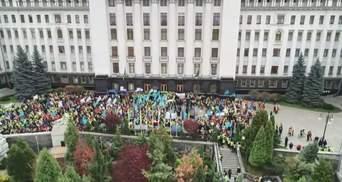 Протести проти трудової реформи: що обурило представників профспілок