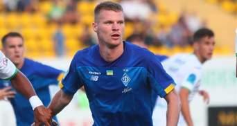 Я равнялся на Ракицкого, защитник сборной Украины