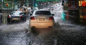 Австралию накрыли сильнейшие за последние 20 лет дожди: впечатляющие видео