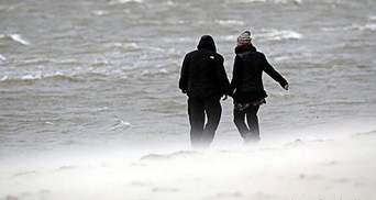 Потужний ураган Сабіна в Німеччині: фото та відео страшних наслідків