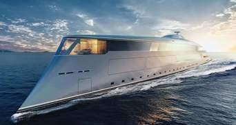 Билл Гейтс не покупал уникальную экологическую яхту: фото и видео судна