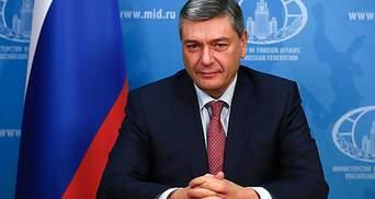 В МИД России заговорили об угрозе срыва нормандского саммита в апреле