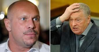 СБУ проверит переписку Кивы и Жириновского