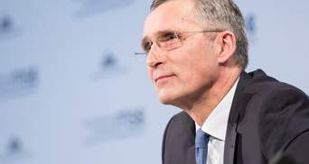 Столтенберг назвав умови наближення України до членства в НАТО