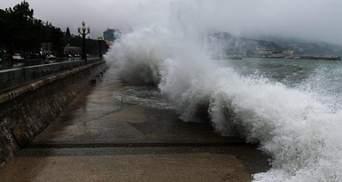 Біля берегів окупованої Ялти затонула яхта: фото