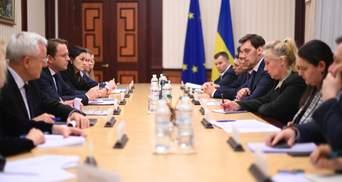 Украина пересмотрит Соглашение об ассоциации с Евросоюзом в 2021 году