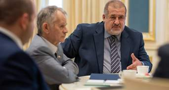 Нельзя допустить, чтобы нас продали – Чубаров резко ответил Арахамии о Крыме