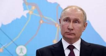 Рейтинг Путина за последние два года упал почти наполовину