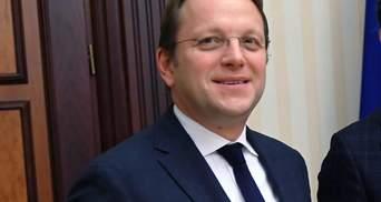 Мешают ли оккупированные территории евроинтеграции Украины: ответ еврокомиссара