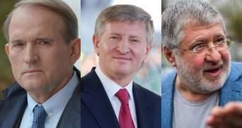На які суми та які партії офіційно фінансують олігархи: вражаючі цифри