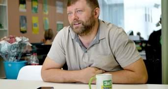"""Корнієнко розповів про помилки при наборі людей у """"Слугу народу"""""""