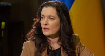 Кабмін звільнив заступницю голови МОЗ Скалецької