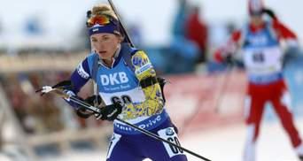 Біатлон: українка Журавок виборола бронзу на етапі Кубка IBU