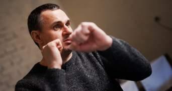 Украина должна быть лидером в борьбе за свое, а не просить кого-то спасти ее, – Сенцов