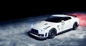 """Спорткар Nissan GT-R перетворили на """"камеру на колесах"""": відео"""