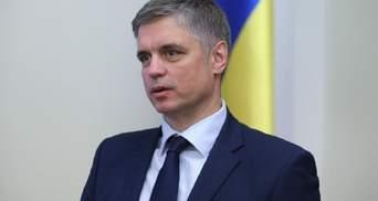 Пристайко подтвердил, что Украина уже обсуждает совместную  полицейскую миссию на Донбассе