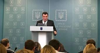 Сила буде тільки з боку України, – Данілов про спільний патруль на Донбасі