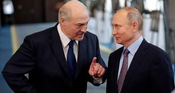 Невдала анексія: яка помста чекає на Лукашенка від Путіна