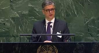 Пристайко в ООН запропонував розмістити миротворців на кордоні з Росією: що про це відомо