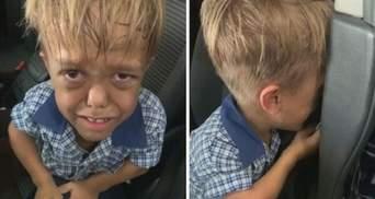 9-річна дитина з карликовістю заявила, що хоче померти через булінг у школі: шокуюче відео