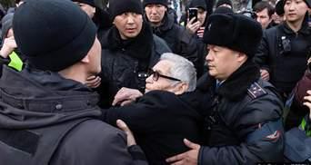 Массовые протесты оппозиции в Казахстане: задержаны уже более 100 человек – фото, видео